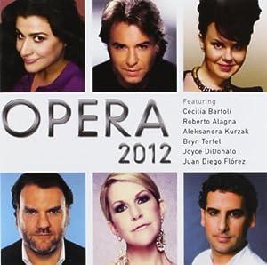 The Opera Album 2012