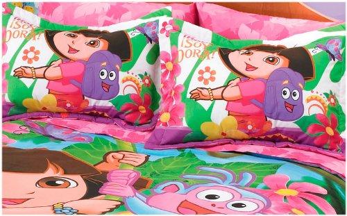 Dora Comforter Set Twin