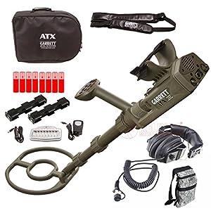 Garrett ATX Pulse Induction Military Grade Metal Detector