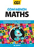 Compagnon Maths CE2 CE2 (Le manuel )