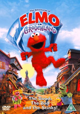 Adventures of Elmo In Grouchland [DVD] [2000]