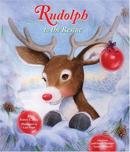 Rudolph to the Rescue, ROBERT L. MAY
