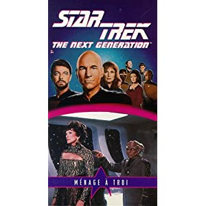 Star Trek - The Next Generation, Episode 72: Menage A Troi movie