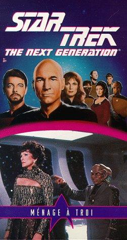 Star Trek - The Next Generation, Episode 72: Menage A Troi [Vhs]