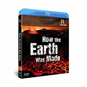 How the Earth Was Made [Blu-ray] [Region Free]