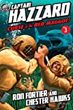 img - for Captain Hazzard #3 - Curse of the Red Maggot book / textbook / text book