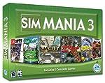 SimMania 3 (Sim Copter / Sim Golf / Sim City 3000 / Sim Theme Park / Sim Coaster / Sim Safari) (輸入版)