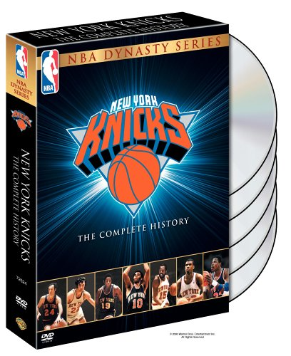 NBA Dynasty Series - New York Knicks - The Complete History