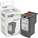 LD © Canon CL-211 Color Remanufactured Inkjet Cartridge
