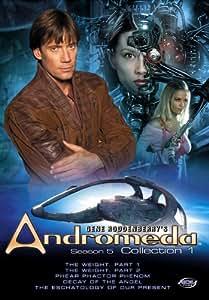 Gene Roddenberry's Andromeda: Season 5, Collection 1 (ep.1-5)