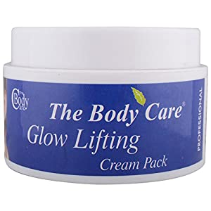 The Body Care Glow lifting Cream Pack
