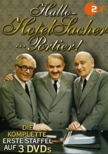 Hallo-Hotel Sacher...Portier! Staffel 1 (3DVDs)