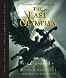 By Rick Riordan: The Last Olympian (Percy Jackson and the Olympians, Book 5) [Audiobook]