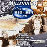 echange, troc Millennium 1950-1954 (40 Hits) - Nat King Cole, Dean Martin, Perry Como, Mel Torme, Bing Crosby, Edith Piaf..