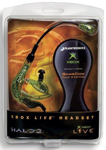 Xbox Plantronics Gamecon Halo 2 Headset No Communicator
