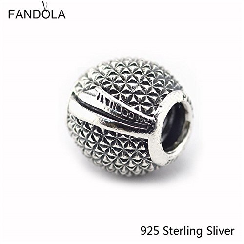 fits-pandora-jewelry-bracelets-100-925-sterling-silver-beads-epcot-spaceship-earth-charms-authentic-