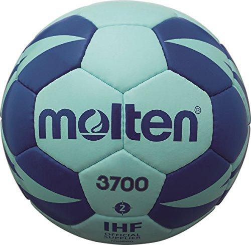 molten Handball, Cyan/Blau, 2, H2X3700-CB