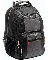 Wenger Traveller Two Sac à dos en nylon pour Ordinateur portable Noir