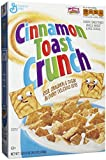 Cinnamon Toast Crunch Whole Wheat and Rice Cereal 16.2 oz