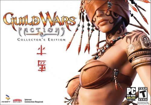 Guild Wars Factions: Collector's Edition  PC Picture