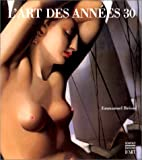 img - for L'art des annees trente (L'art et la maniere) (French Edition) book / textbook / text book