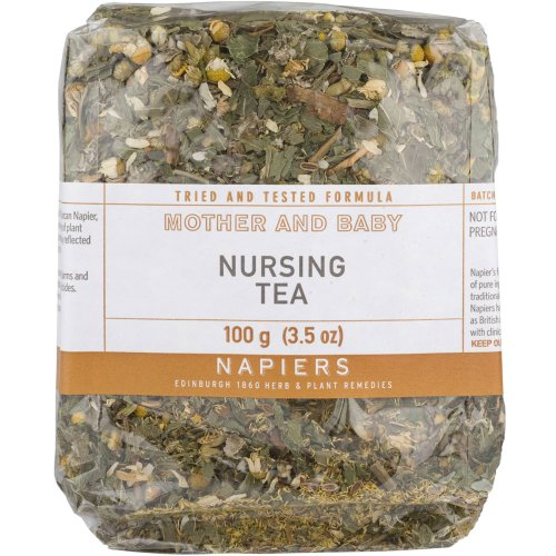 Napiers Nursing Herbal Tea Blend 100g