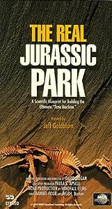 Real Jurassic Park [VHS]