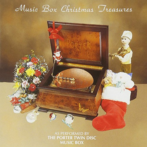 Music Box Christmas Treasures (Can Box Music compare prices)