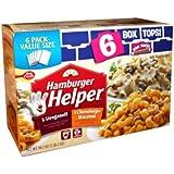 Hamburger Helper Variety Pack - 6 pk.