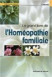 echange, troc V. Fabrocini - Le grand livre de l'homéopathie familiale