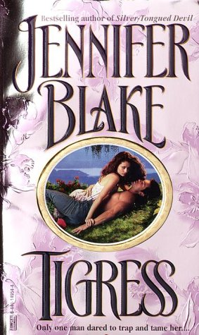 Tigress, Jennifer Blake