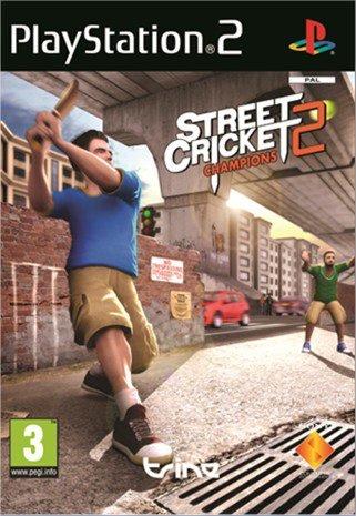 Sony Street Cricket Champions 2