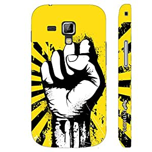 Samsung Galaxy Duos 7562 Pump Revolution designer mobile hard shell case by Enthopia