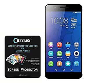 Chevron AquaShieldz Pro Ultra Clear Screen Guard Protector For Huawei Honor 6 Plus (Pack Of 2)