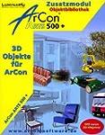 ArCon Arts 500 Plus, 1 CD-ROM Zusatzm...