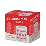 Tobar Christmas Loo Roll Bath Toy