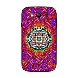 Abhivyakti Psychedlic psychedelic Eye Hard Back Case Cover For Samsung Galaxy Grand 2