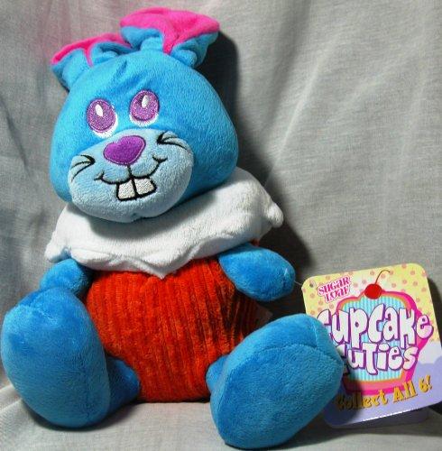 Sugar Loaf Cupcake Cuties Blue Rabbit - 1