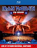 DVD - Iron Maiden - En Vivo! Live in Santiago de Chile [Blu-ray]