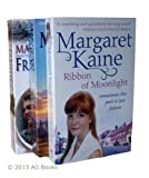 Margaret Caine Margaret Kaine Books: 3 books - Friends and Families / Ring of Clay / Ribbon of Moonlight rrp£20.97