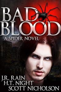 (FREE on 8/22) Bad Blood: A Vampire Thriller by J.R. Rain - http://eBooksHabit.com