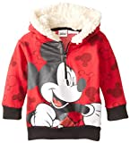 Disney Baby-Boys Infant Mickey Mouse Hooded Pullover