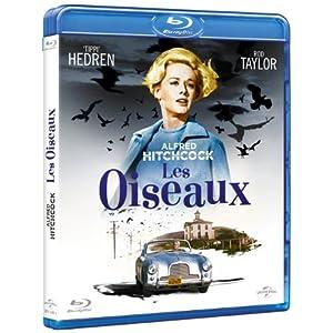 Les Oiseaux [Blu-ray]