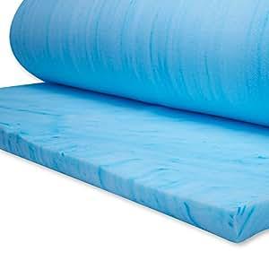 "Amazon Gel Flex 34""X76"" Memory Foam twin XL mattress"