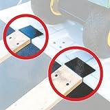 InstaRamp Steel Top Brackets - 8in., Model# RAMP-1