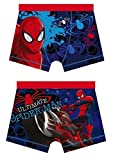 Spiderman - Bóxers - para niño Azul azul