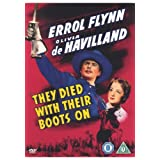 They Died With Their Boots On [1941]by Errol Flynn