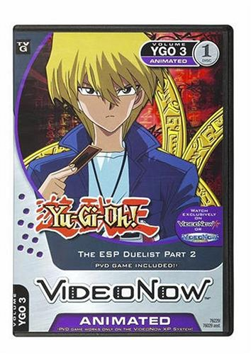 "Videonow Personal Video Disc: Yu-Gi-Oh - ""The ESP Duelist Part 2"""