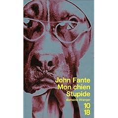 couverture - Mon chien stupide de John Fante