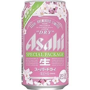 アサヒ スーパードライ スペシャルパッケージ 350ml×24本
